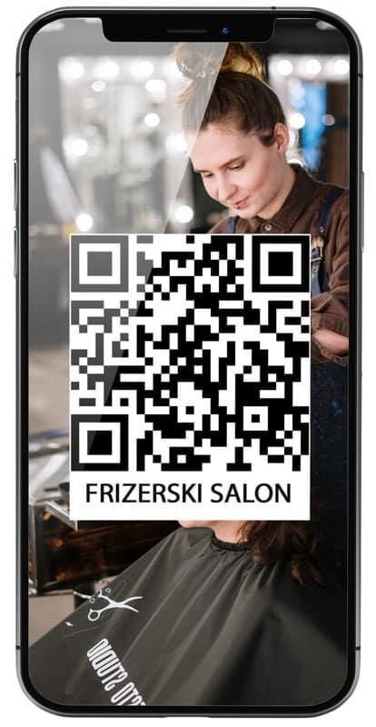 Skeniraj.me - Frizerski salon i beauty centar DEMO