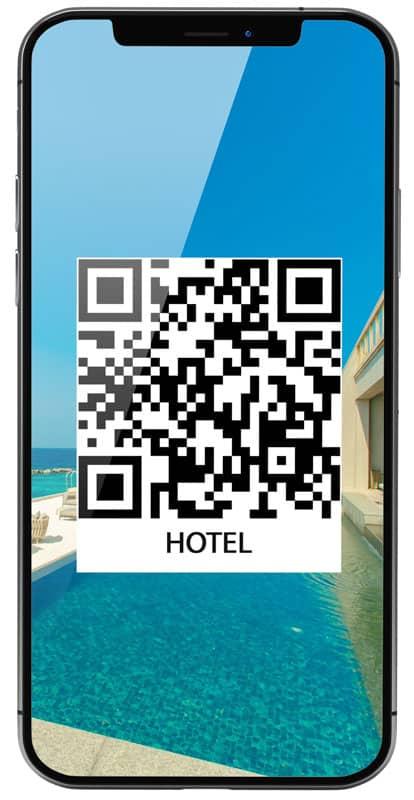 Skeniraj.me - Hotel DEMO